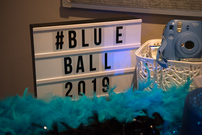 Blue Ball 2019