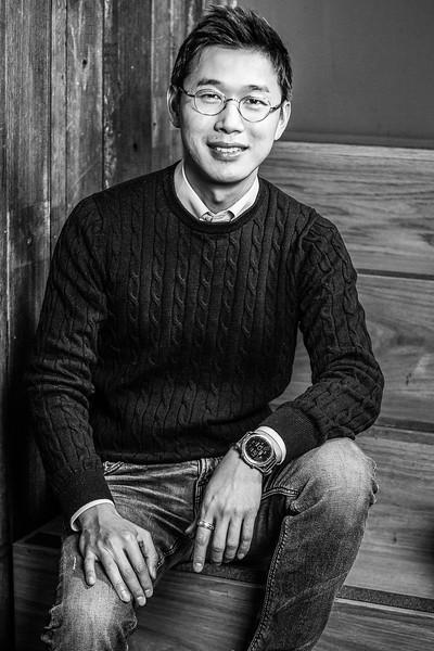 Neo Chung, Cheil, Head shots, 5Dec2017, ©BronacMcNeill