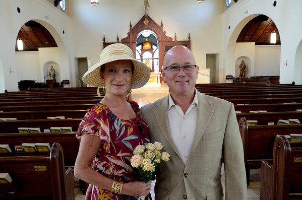 Wedding Vows Melissa and Patrick 2019 June 4