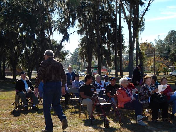 Veterans Day in Hamilton County 2014