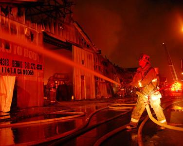 Alameda Incident, 3rd Alarm (LACoFD)