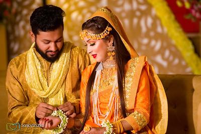 Shahida & Sanim