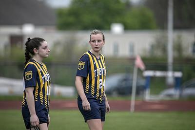 HS Sports - Grosse Ile at Trenton Girls' Soccer 19
