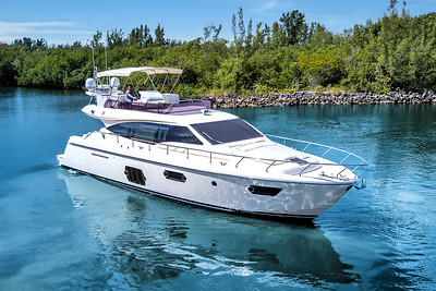 "57' Ferretti ""Praise the Lord"""