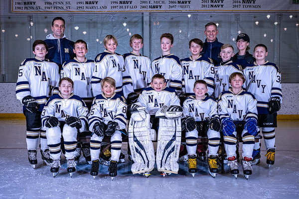 NAVY Squirt Ice Hockey 2020