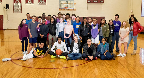 STUDENT COUNCIL MARCH MADNESS BASKETBALL