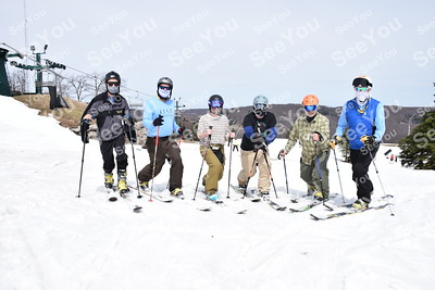 Photos on the slopes 3-27-21