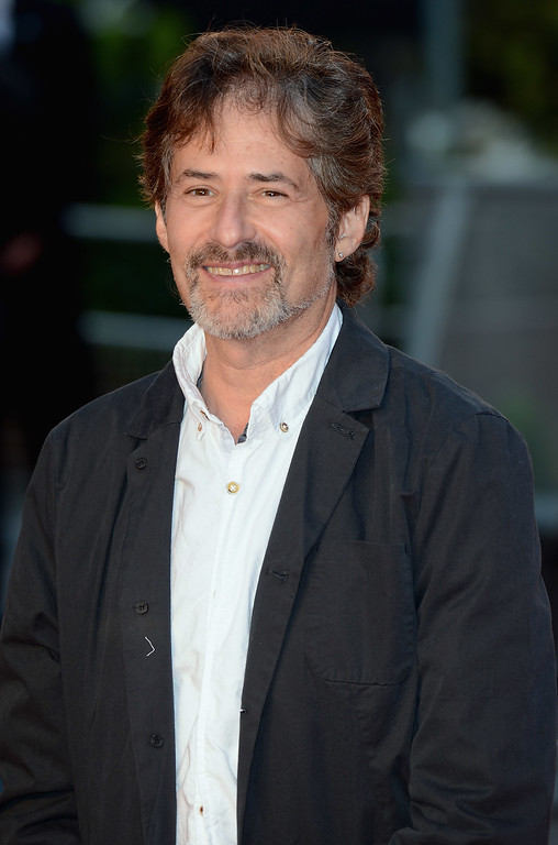 ". Composer James Horner attends the ""Titanic 3D\"" World Premeire at the Royal Albert Hall on March 27, 2012 in London, England.  (Photo by Gareth Cattermole/Getty Images)"