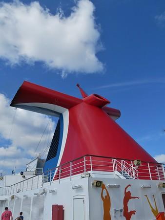 On Board Carnival  Breeze