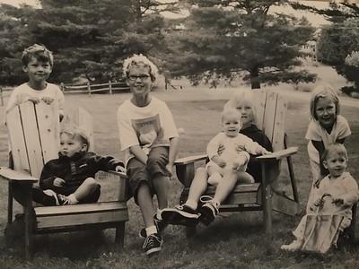 Sweeney Family Reunion 2001 - Vermont