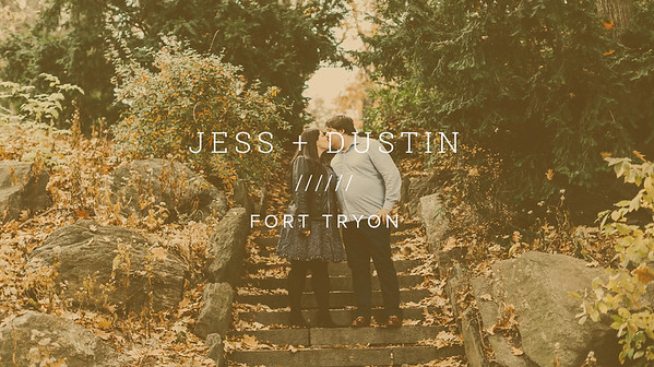 JESS + DUSTIN ////// FORT TRYON