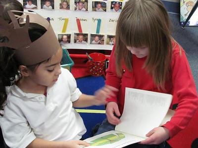 2011 Libby & Joey School