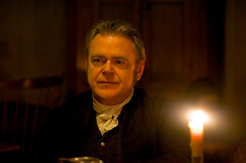 ". Kevin McNally as Richard Woodhull in \""Turn\"" Season 1, Episode 2 (Photo by Antony Platt/AMC)"
