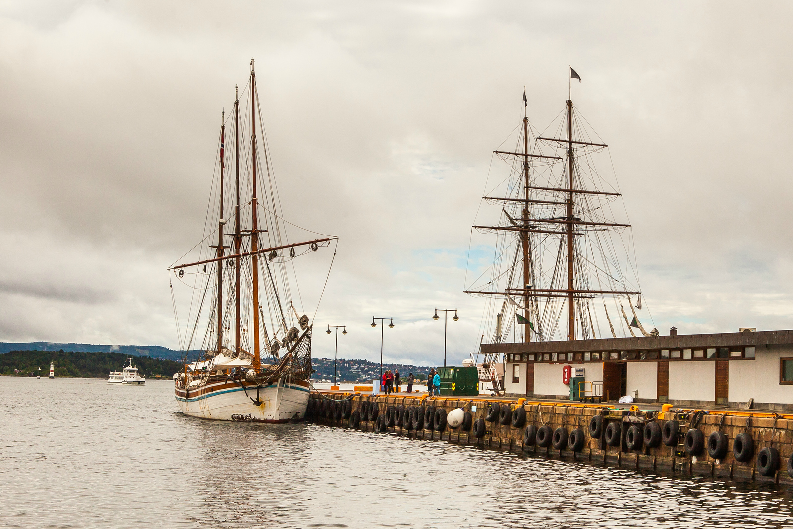 挪威奥塞罗,生活质量令人骄傲