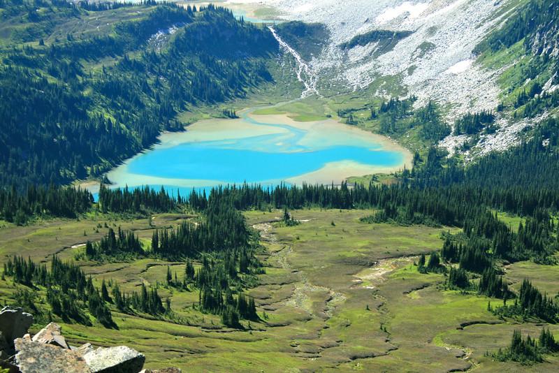 Lower Lyman Lake.