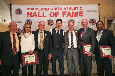 Maryland Hall of Fame Induction - 11/3/2016