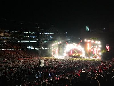 AC/DC, Gillette Stadium, August 22, 2015