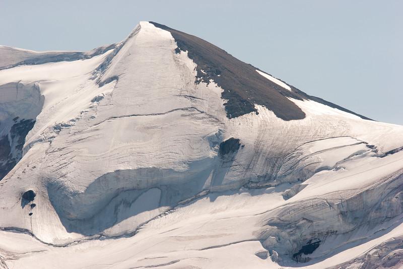 Little A Glacier on Mount Athabasca