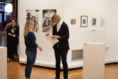 2018 UWL Juried Student Art Show Gallery