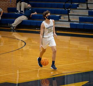 Boys Varsity Basketball 1/21