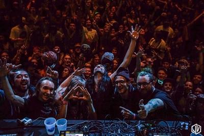 Space Jesus & Yheti - Bluebird Theater - Denver, CO - November 11, 2016
