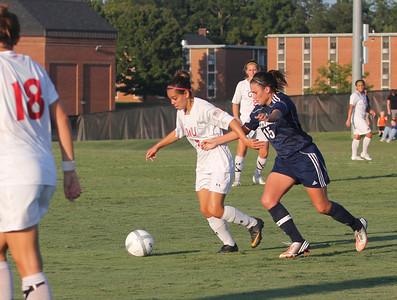 Women's Soccer vs Chattanooga