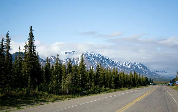 The Denali Highway - June 2009