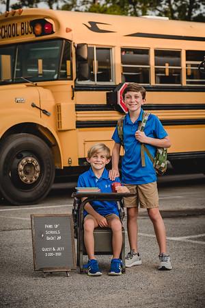 Quest & Jett / Back to School 2020