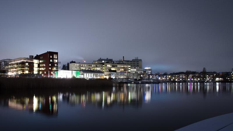 Nya Carnegiebryggeriet, Hammarby Sjöstad, Och Södermalm