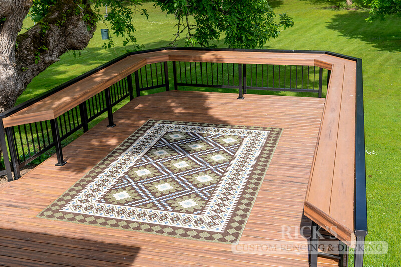 1247 - LifeStyle HDPE Composite Decking