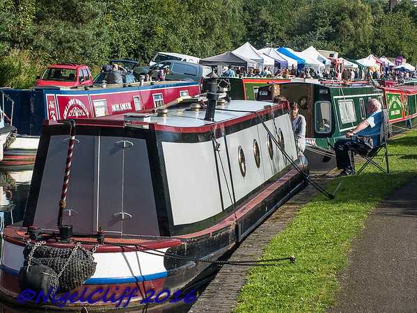 Bumblehole Canal Festival (11.09.2016)