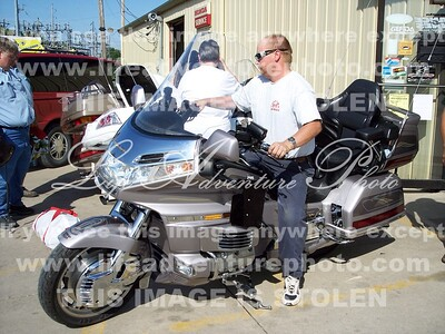 June 9 Donny new Goldwing
