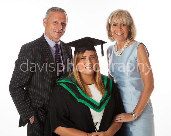 Aiofe's Graduation Portrait
