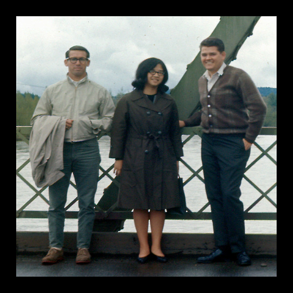 Peace Corps Colleagues Jim Addy and Margaret Ong - Toledo, Washington - 1966.jpg