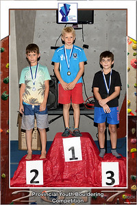 2017 WCC Youth Provincial Boulder Competition