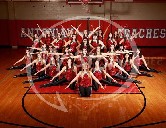 Antonian 2015-16 Dance Team