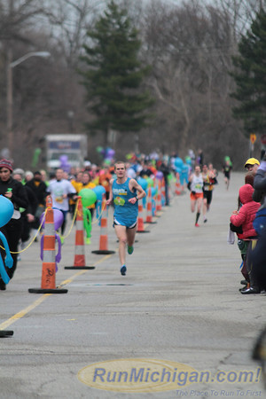 10K Top Finishers - 2013 Martian Invasion of Races