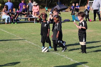 U6 Soccer Games