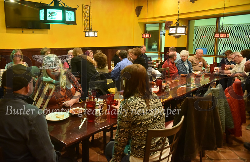 12479 Butler County Democrat post election dinner at Compadres