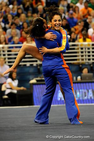 Photo Gallery: UF Gymnastics vs. Alabama, 2/20/09