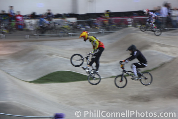 BMX Series, Manchester
