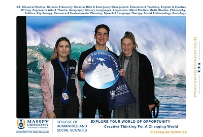 Massey University Open Day 2018 (Wellington)