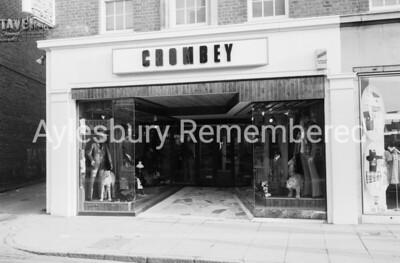 Crombey, High St