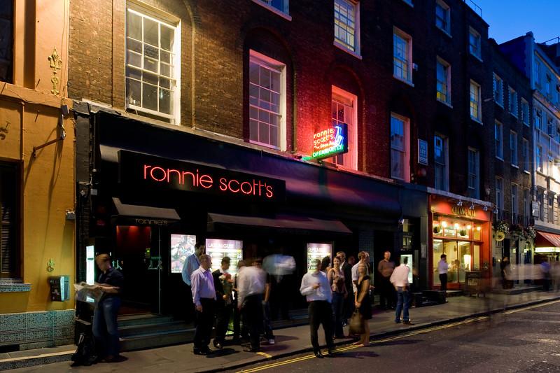 Ronnie Scotts, London, United Kingdom