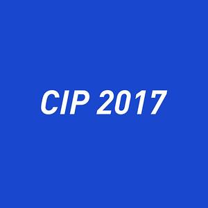 Celebra CIP 2017
