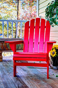 Benches, Chairs and Rockers