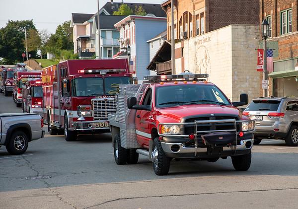 911 Remembrance Service - 2021