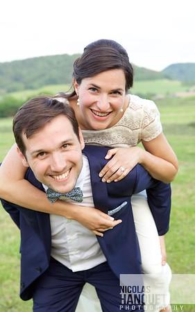 Le mariage de Julie et Baptiste