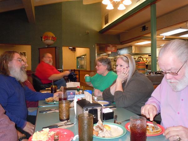 Breakfast After Thanksgiving: 2013