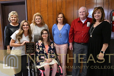 2018-07-31 PNE Jane Williams Memorial Award